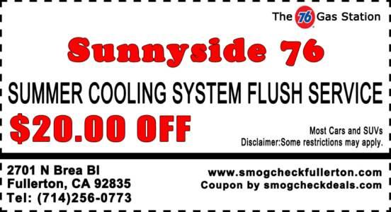 Summer cooling system
